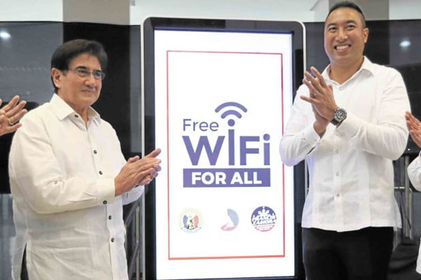 DICT Free Wi-Fi for All program