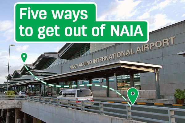 Five ways to get out of NAIA without breaking the bank