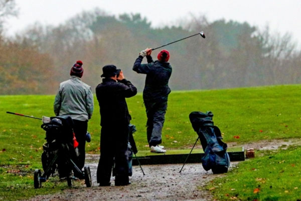 Golf courses have been closed since the third lockdown started in early January (Photo: PA)