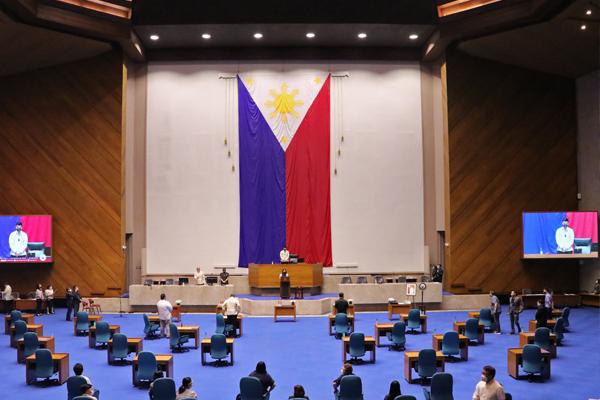 Photo courtesy of: House of Representatives