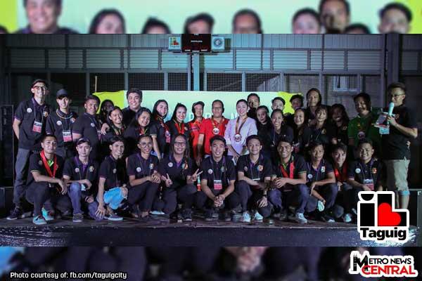 SK Tanyag declared as Barangay%u2019s Idol