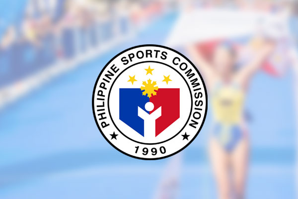Philippine Sports Commission (PSC) / Rainier Eubra