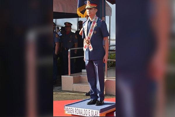 PNP spokesperson Brig. Gen. Ronaldo Olay