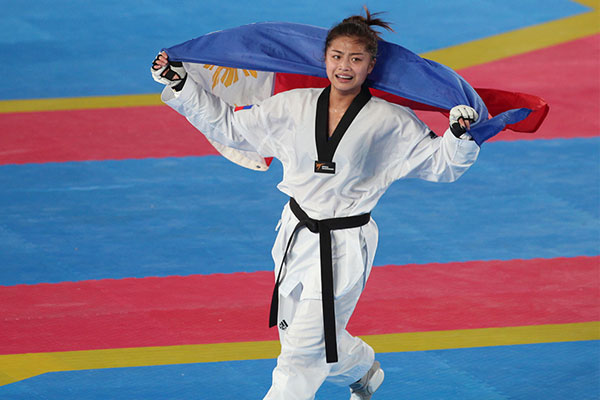 Pauline Lopez has her sights on the Tokyo 2020 Olympics / Business Mirror