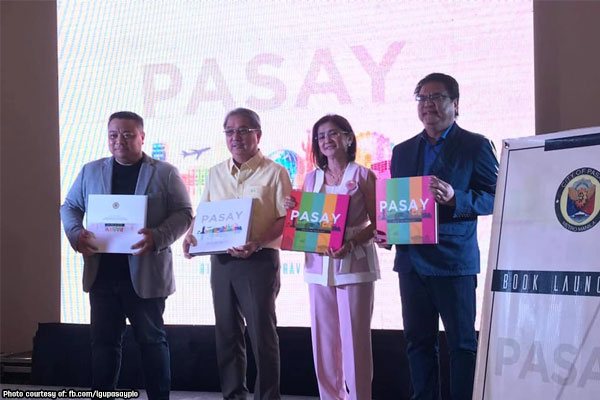 %u2018PASAY, The Rise of the Travel City%u2019 coffee table book launched
