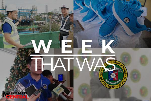 The Week That Was - February 3 - February 9, 2020 Banner