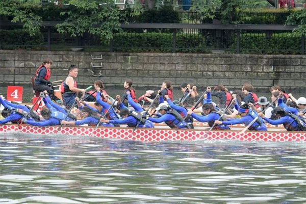 Photo courtesy of: Philippine Alliance Dragon Boat Team