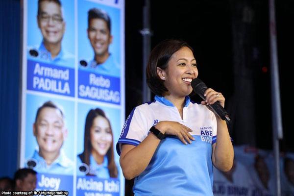 Various groups endorse Makati Mayor Binay, Team Performance