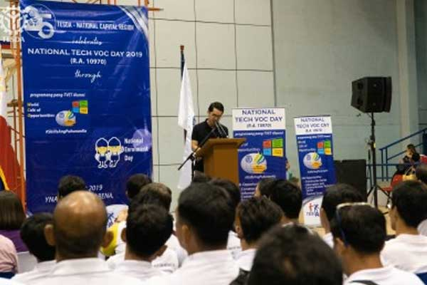 Second World Cafe of Opportunities of TESDA-NCR