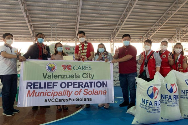 Deep-rooted to help fellow Filipinos who are affected and devastated by the effects of Typhoon Ulysses, Valenzuela City%u2019s VC Cares Plus Program works yet again to help its friends in Isabela and Cagayan by extending a PhP 4,000,000 Million assistance as a starting means for recovery of the provinces.
