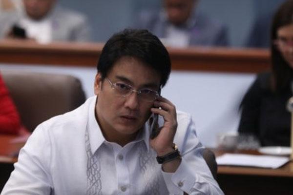 Senator Ramon Bong Revilla / PNA