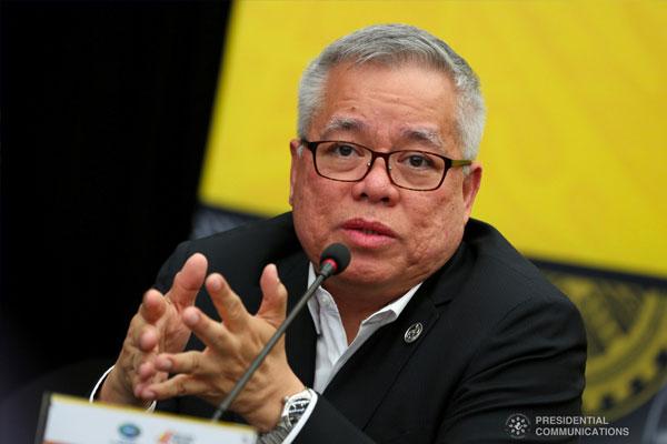 Trade Secretary Ramon Lopez