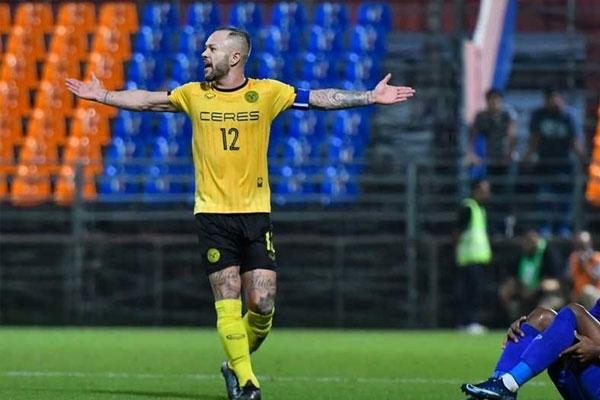 Stephan Schrock / Ceres Negros FC