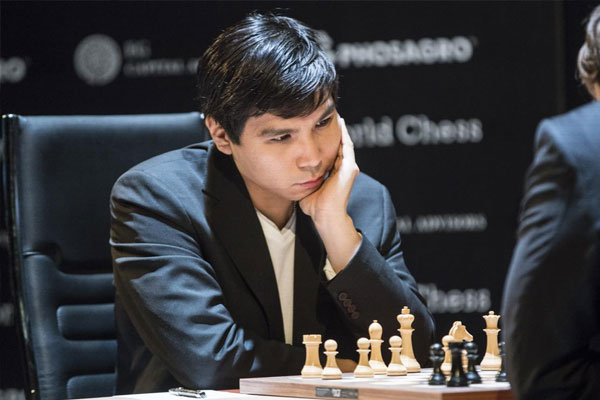 Wesley So / Photo Courtesy of Maria Emelianova/Chess.com