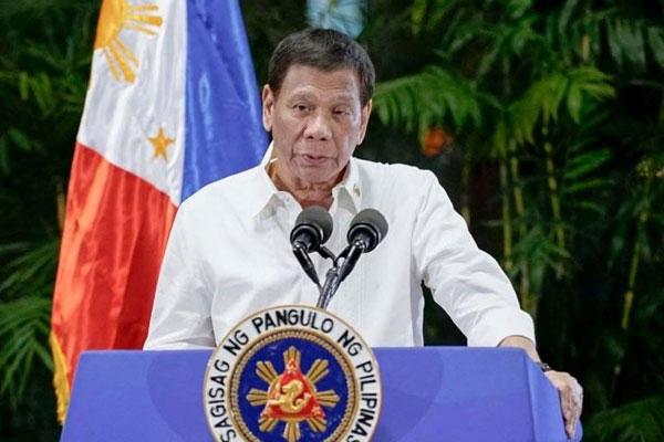 President Rodrigo Dutert / King Rodriguez