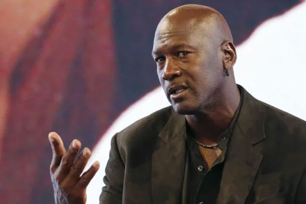 NBA legend Michael Jordan / Photo Courtesy of Getty