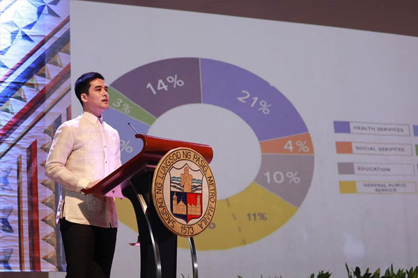 Pasig Mayor Vico Sotto