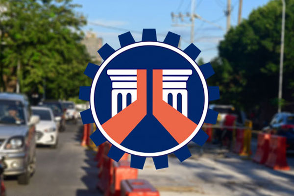 DPWH road reblocking