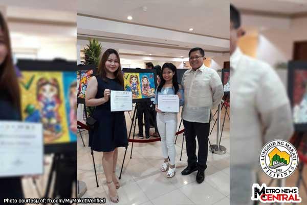 UMak student wins Nationwide Poster Making Contest