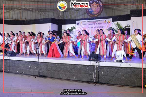 Malabon hosts National Arts Month show