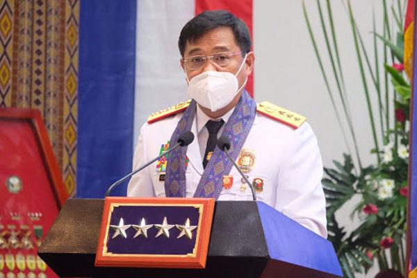 PNP chief Gen. Camilo Cascolan