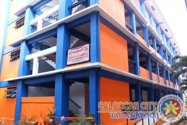 University of Caloocan City-Camarin