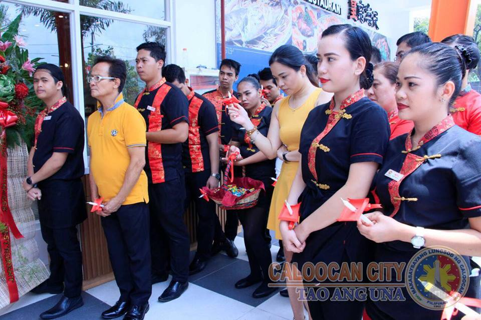 Mandarin Sky Seafood Restaurant in Caloocan