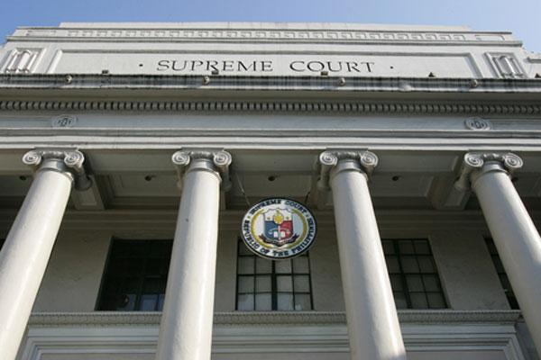 Supreme Court / Rainier Eubra