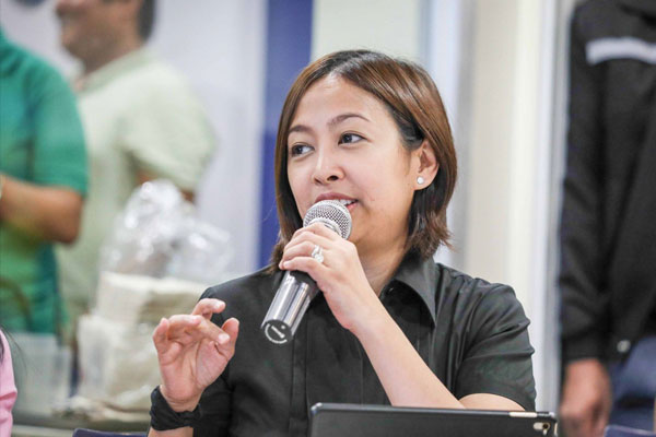 Makati City Mayor Abby Binay / Makati PIO