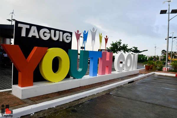 Taguig Youth Con in Lakeshore Grounds / Taguig PIO