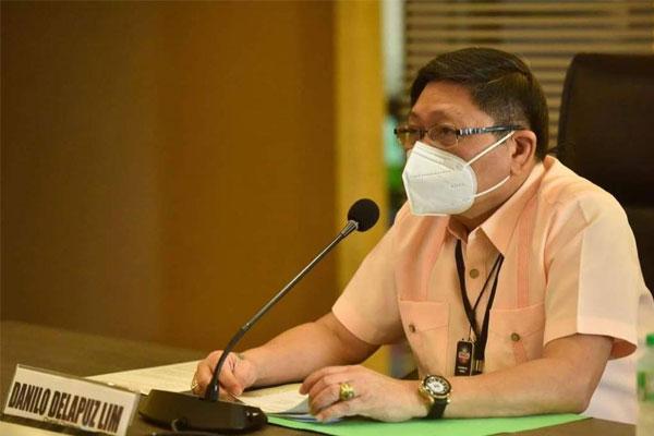 Metropolitan Manila Development Authority (MMDA) Chairman Danilo %u201CDanny%u201D Lim