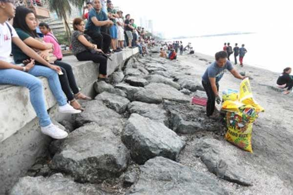 Manila Bay Clean-up