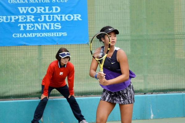 Filipina tennis player Alex Eala / Facebook