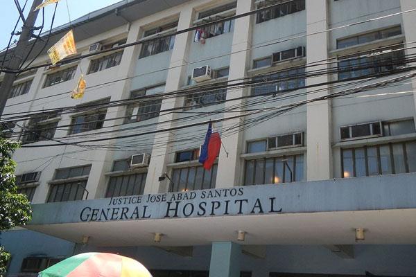 Justice Jose Abad Santos General Hospital (JJASGH) in Binondo, Manila