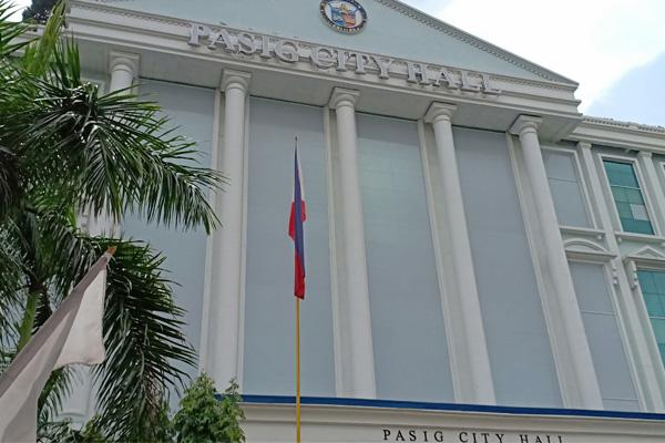 Photo courtesy of: Pasig City Website