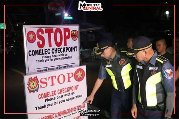 Checkpoint guidelines to remember as election period begins.