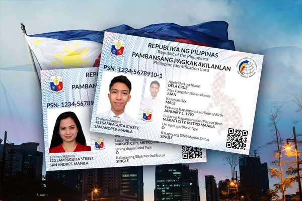 Philippine ID system