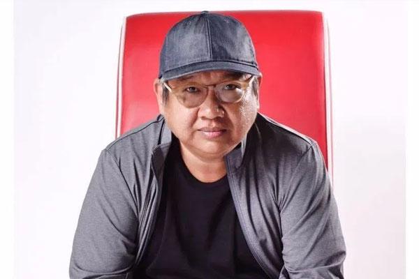 Filipino Filmmaker Erik Matti