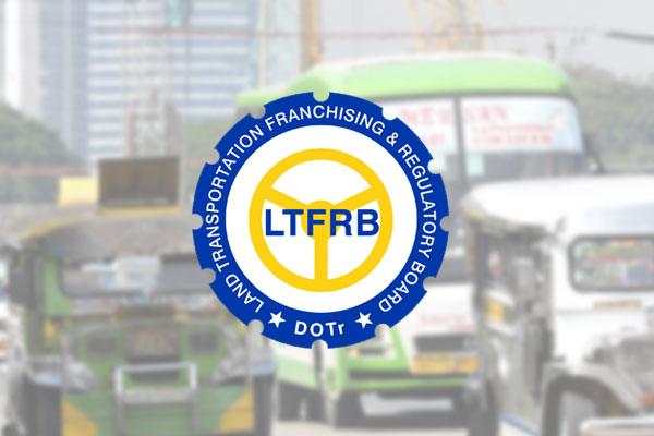 Land Transportation Franchising and Regulatory Board (LTFRB)
