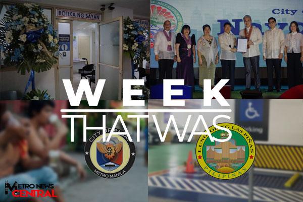 The Week That Was - November 4 - November 10, 2019 Banner