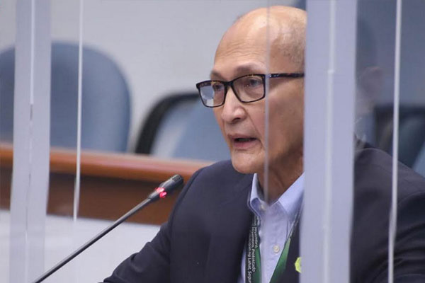 PhilHealth President and CEO Brig. Gen. (Ret.) Ricardo C. Morales / Photo Courtesy of Remate.ph