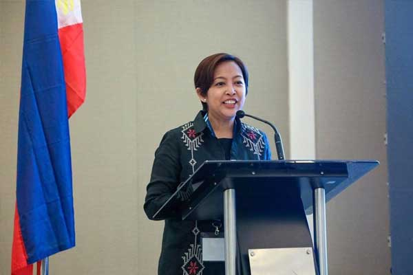 Makati City Mayor Abigail Binay