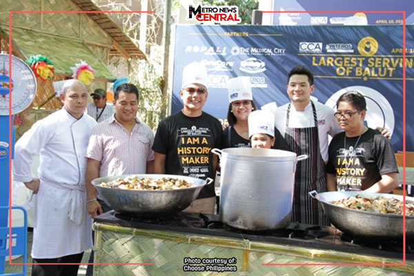 Duck egg takes center stage at 31st Balut sa Puti festival