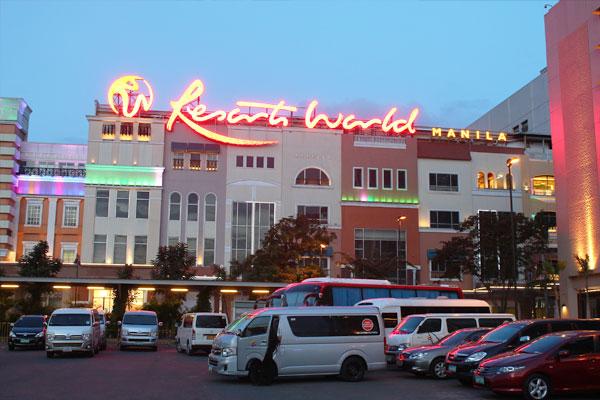 Resorts World Manila (RWM) / Wikipedia