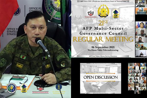 Photo courtesy of AFP Public Affairs Office