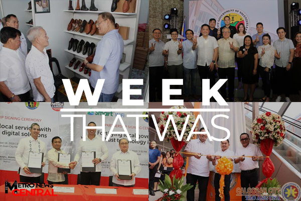 The Week That Was - November 11 - November 17, 2019 Banner