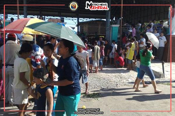 Pasay records hottest temperature so far in Metro Manila