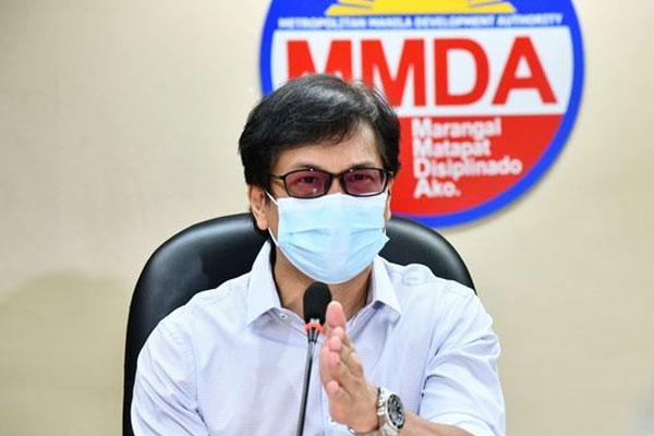 Metropolitan Manila Development Authority (MMDA) Chair Benjamin %u201CBenhur%u201D Abalos Jr.