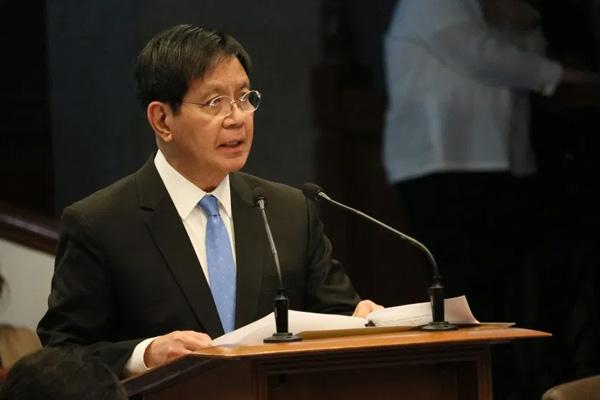 Senator Panfilo Lacson