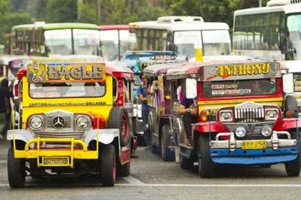 Valenzuela jeepney